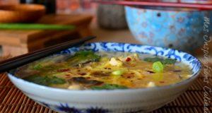 soupe chinoise au poulet1