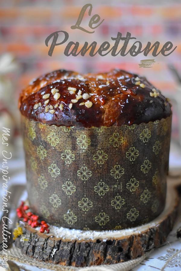 Le panettone : la vraie recette italienne