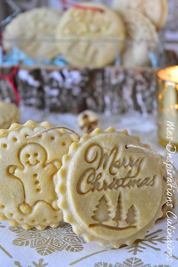 Recette shortbread, biscuits de noël