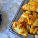 mini croissants saumon fume1