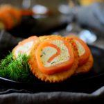 recette bouchees aperitives saumon fume boursin1