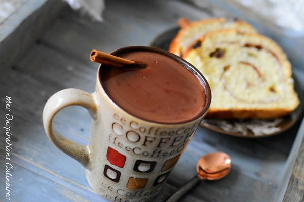chocolat chaud espagnol pais recette maison le blog cuisine de samar. Black Bedroom Furniture Sets. Home Design Ideas