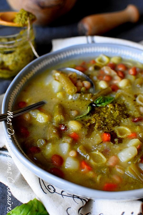 soupe au pistou la vraie recette provençale