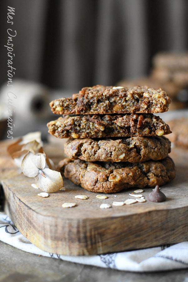 cookies aux flocons d'avoine de Neiman-Marcus