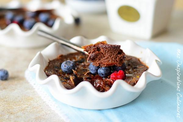 Crème brulée au chocolat, recette facile