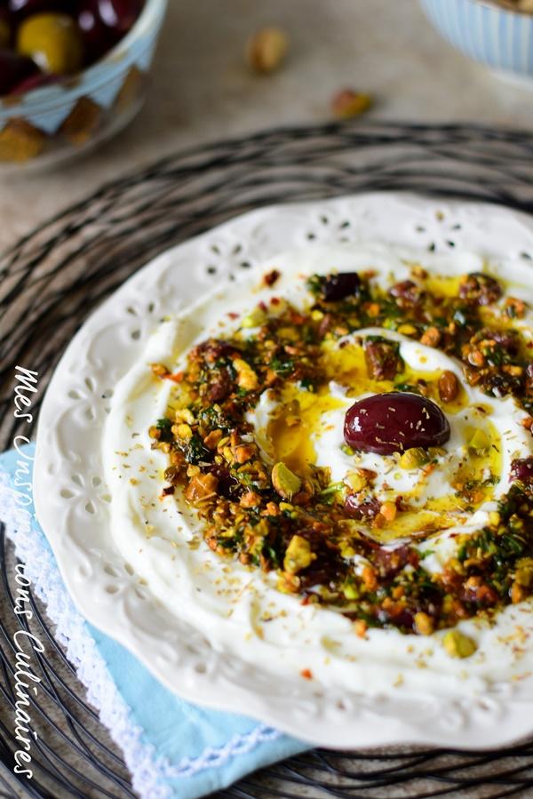 Recette Labneh libanais