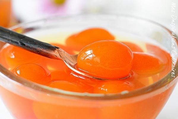 Kumquats confits maison recette rapide