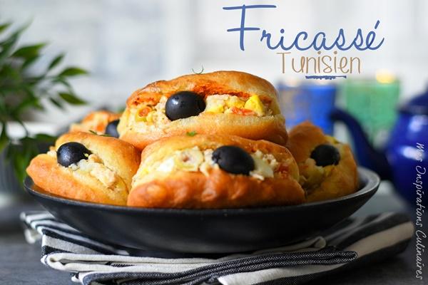 Fricassée Tunisien (recette sans oeuf)