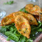 amuse bouches apéritif : tartelettes aux crevettes