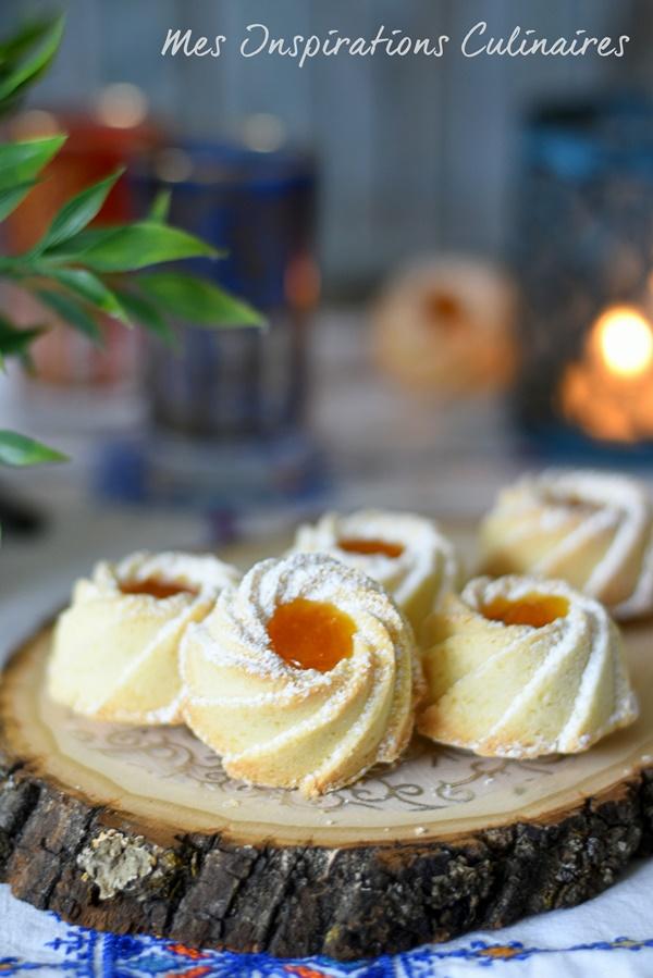 Biscuits fondants à la maïzena
