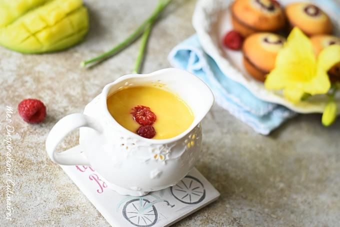 Coulis de mangue