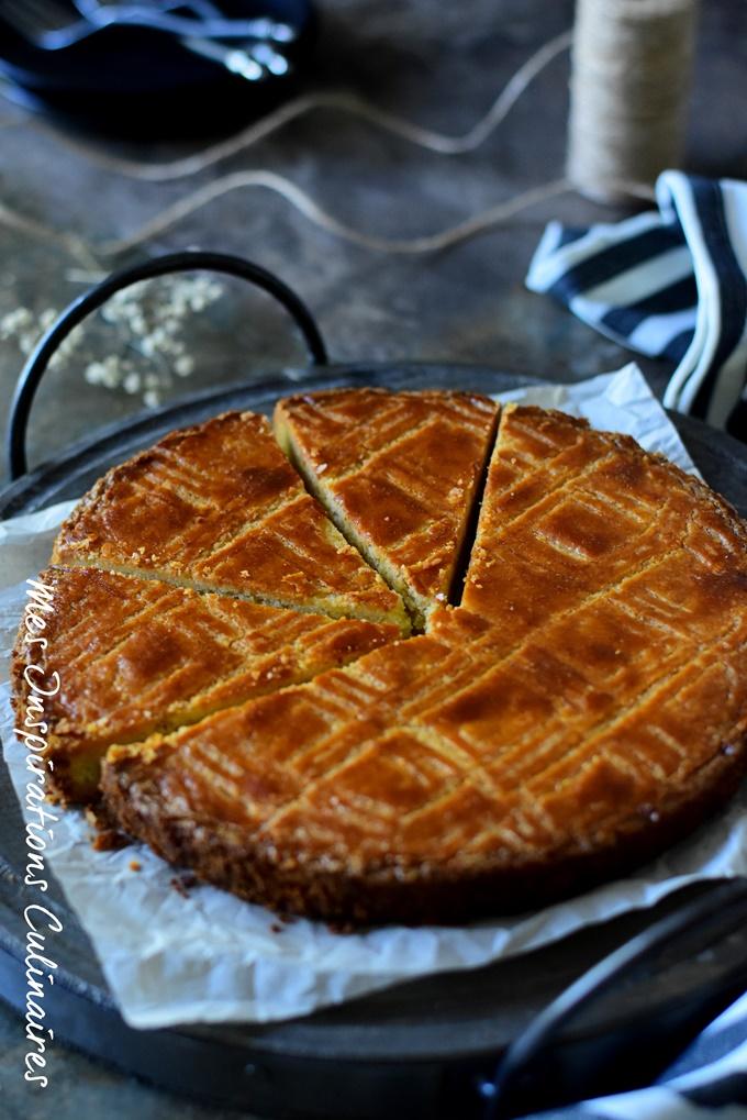 Recette Gâteau au beurre Hollandais