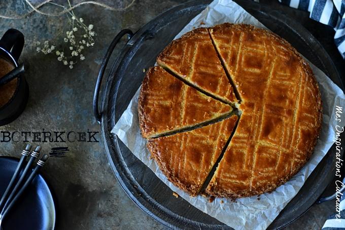 Gâteau au beurre Hollandais, Le Boterkoek
