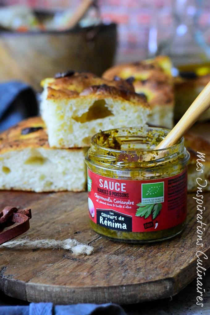 Focaccia recette italienne