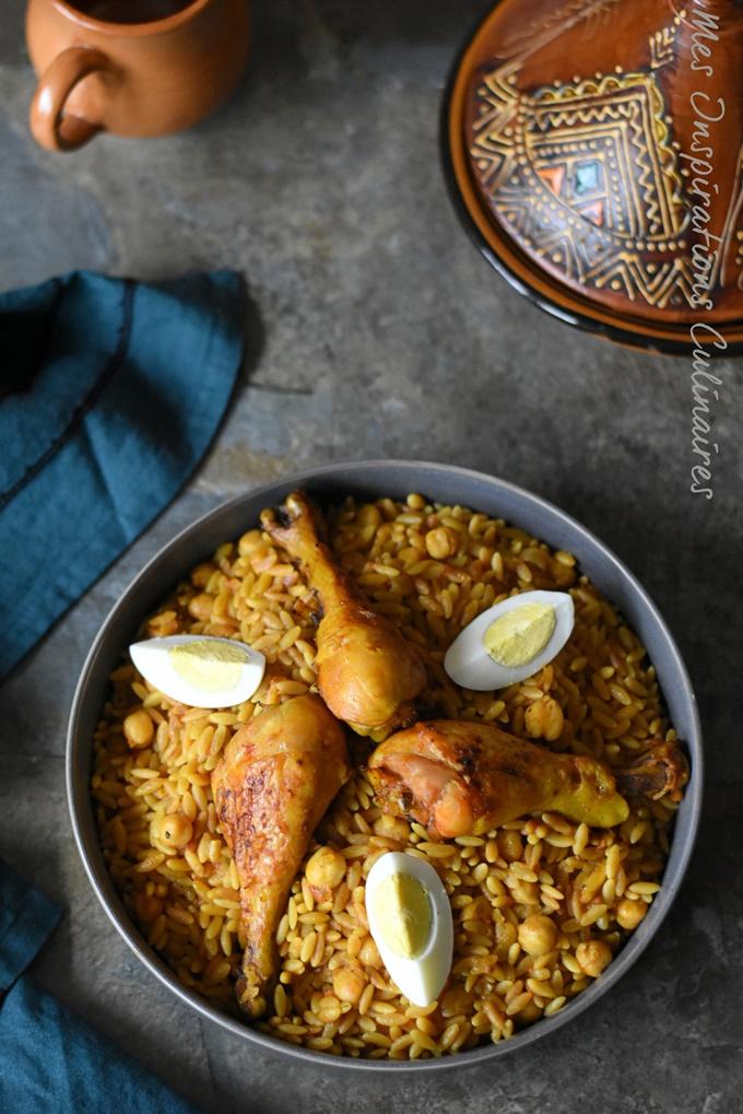Tlitli, recette algérienne (sauce rouge)