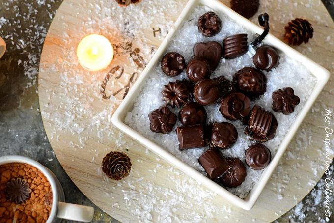 Chocolats Maison Astuce Temperage Le Blog Cuisine De Samar