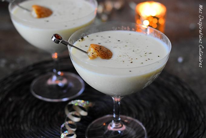 Crème Dubarry de chou fleur