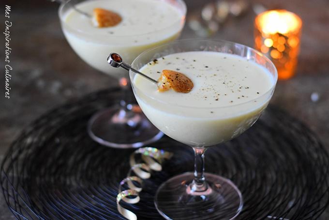 Crème Dubarry (velouté de chou fleur)