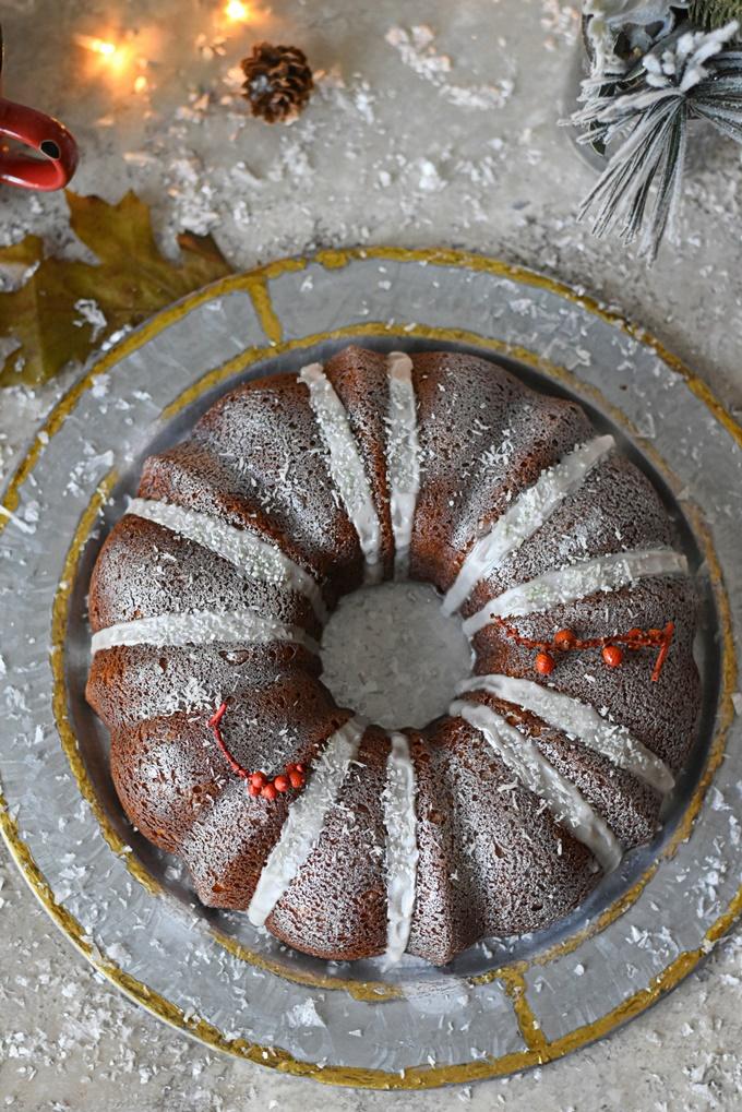 Gâteau au citron / ricotta