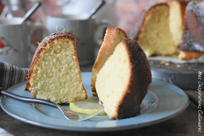 Gâteau au citron mascarpone