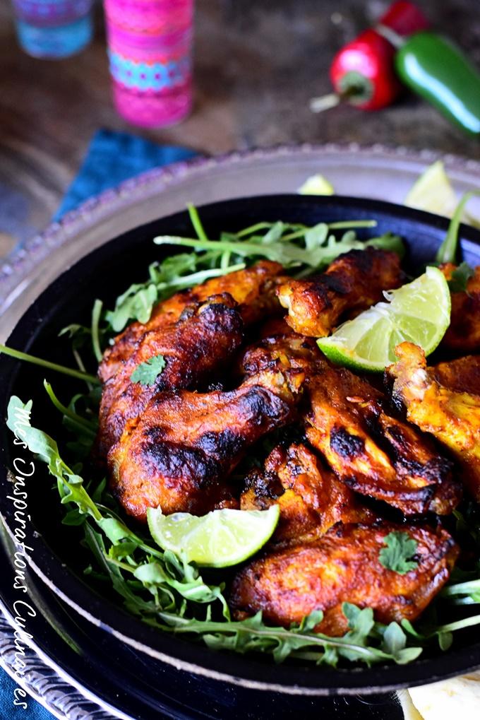 poulet tandoori poulet traditionnelle