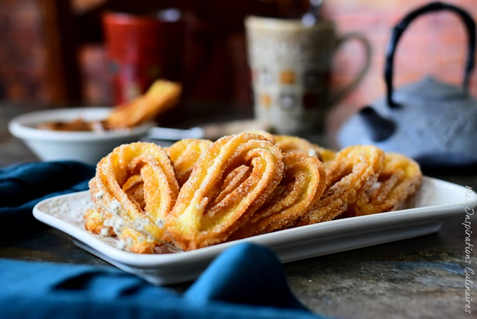 Les Churros : Beignets Mexicains Crullers