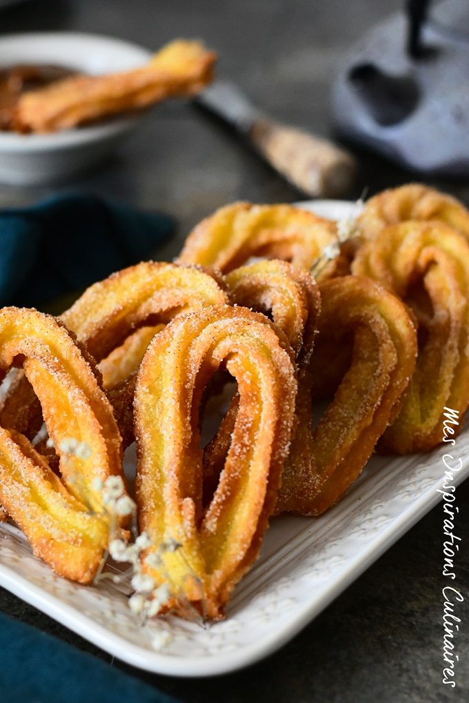 Recette churros mexicains