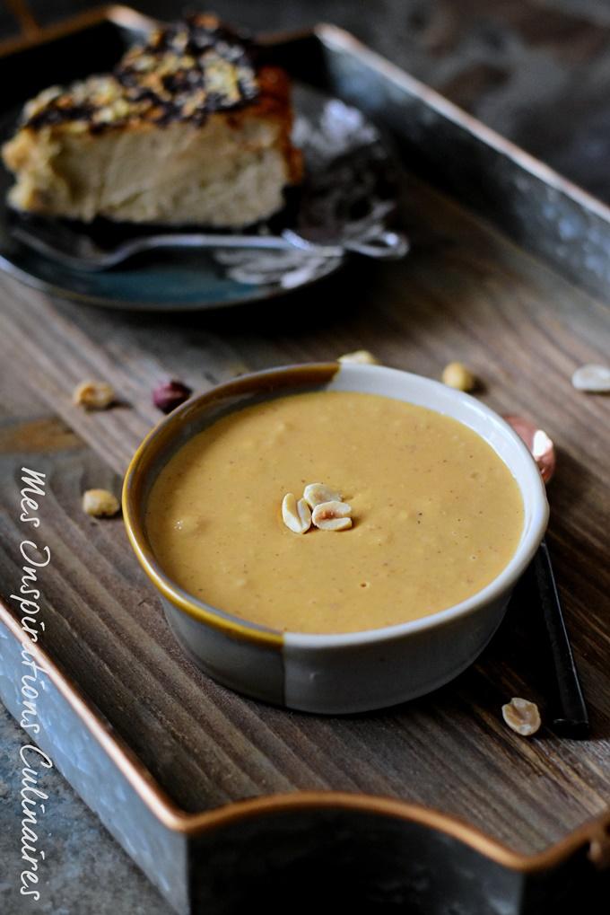 Recette Beurre de cacahuètes maison