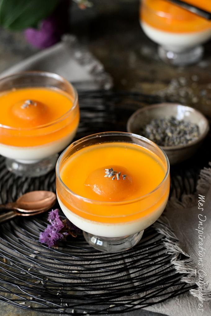 panna cotta recette traditionnelle sans gelatine sans. Black Bedroom Furniture Sets. Home Design Ideas