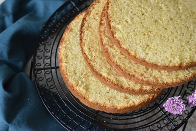 molly cake recette