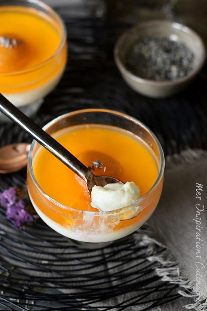 Panna Cotta recette traditionnelle cremeuse