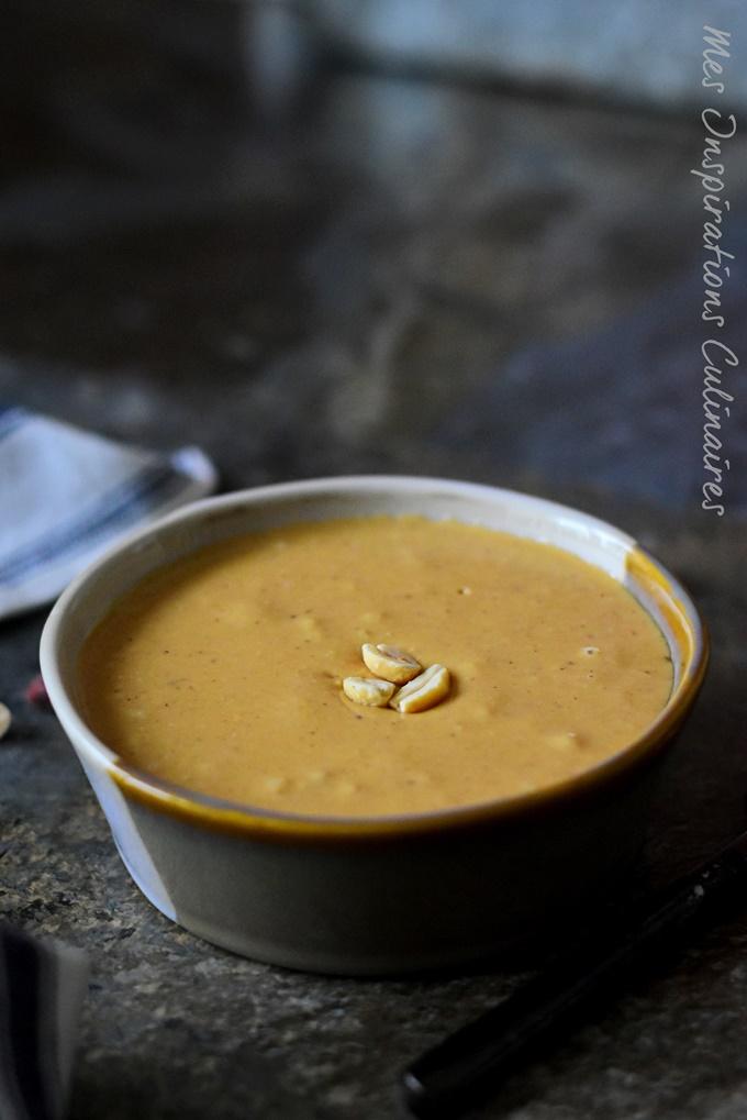 Beurre d'arachide : recette maison