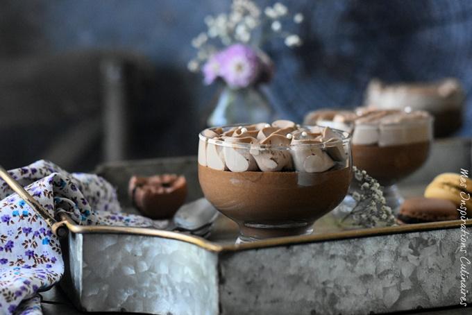 Mousse au chocolat au lait recette facile