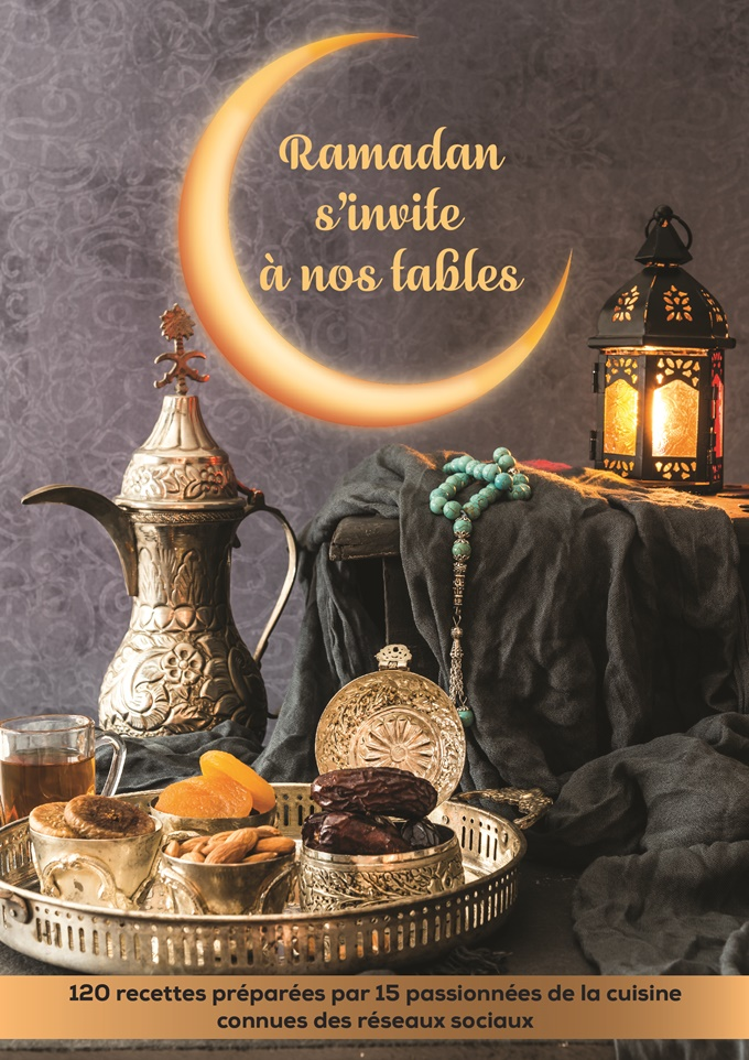 Ebook : Ramadan s'invite a nos tables