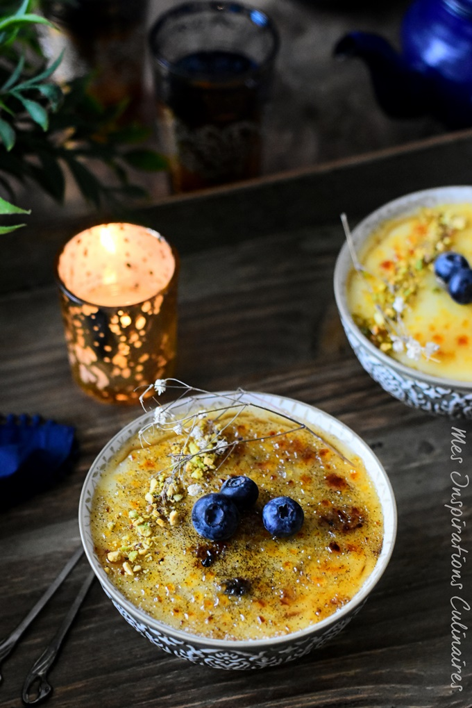 Palouza ou Balouza aux raisins secs (entremet algérien)