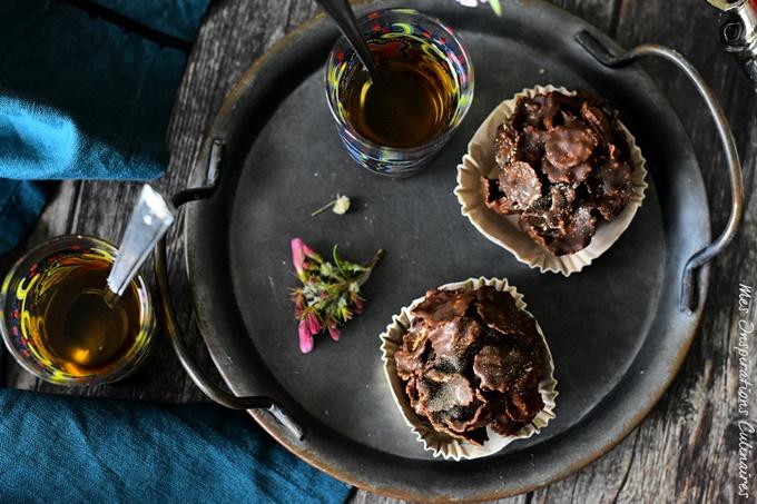 Rose des Sables, recette facile et rapide
