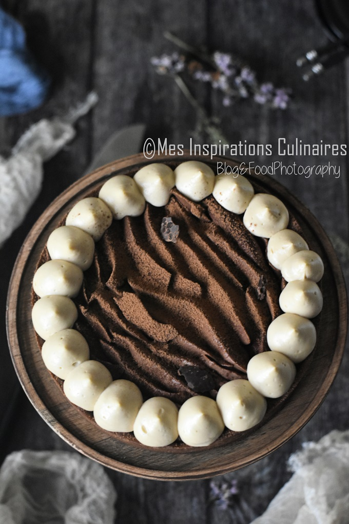 Tarte au chocolat Alain Ducasse