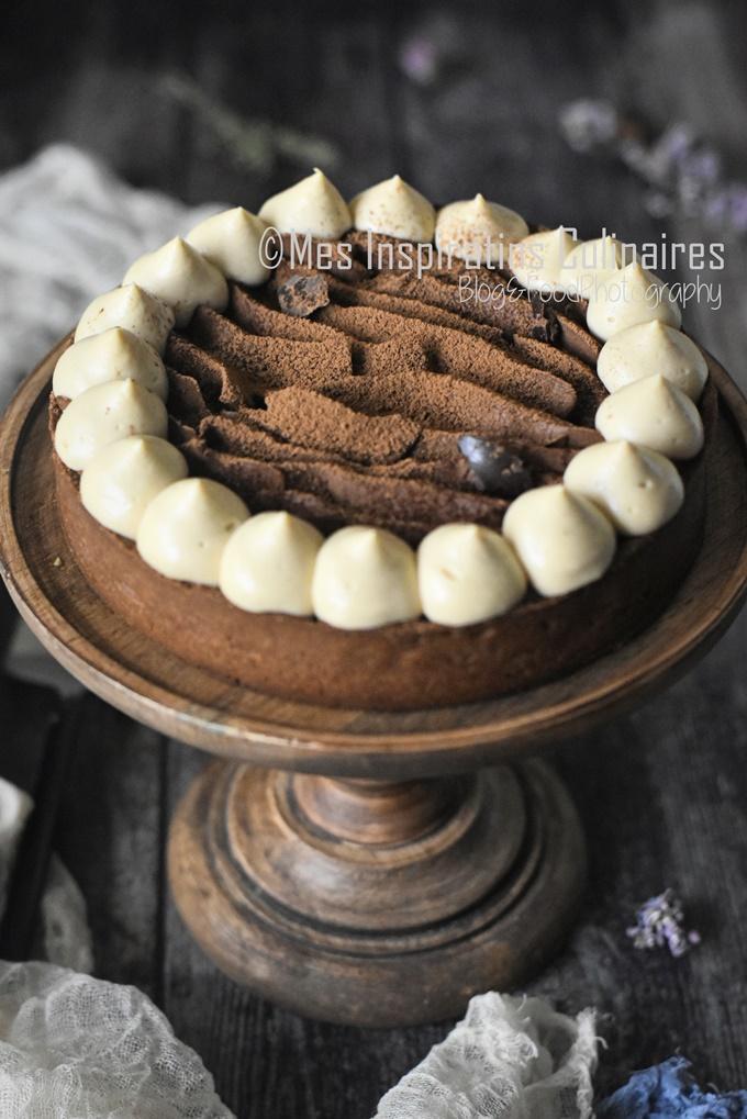 Tarte au chocolat facile, façon Alain Ducasse