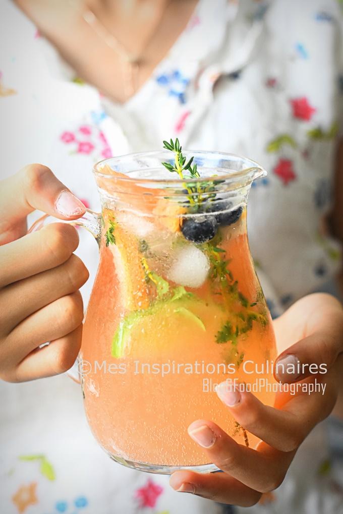 Le Mocktail aux fruits, cocktail tendance sans alcool