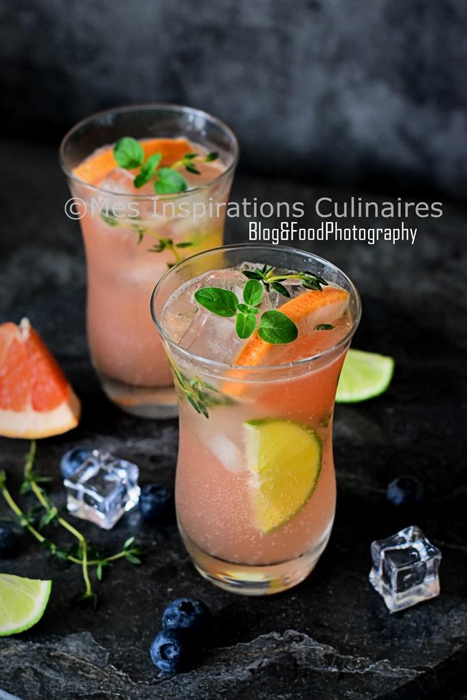 Mocktail aux fruits recette tendance 2019