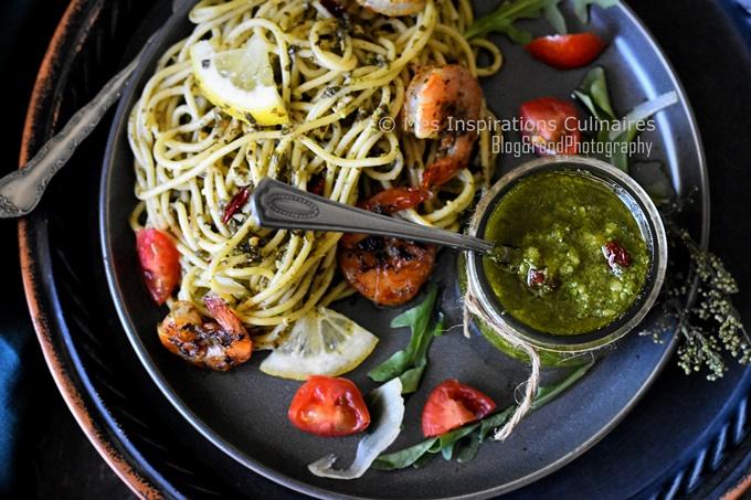 Pesto aux fanes de carottes, recette facile