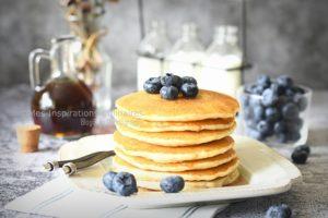 pancakes pour la rentrée des enfants