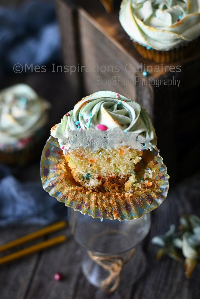 Glaçage cupcake, recette facile