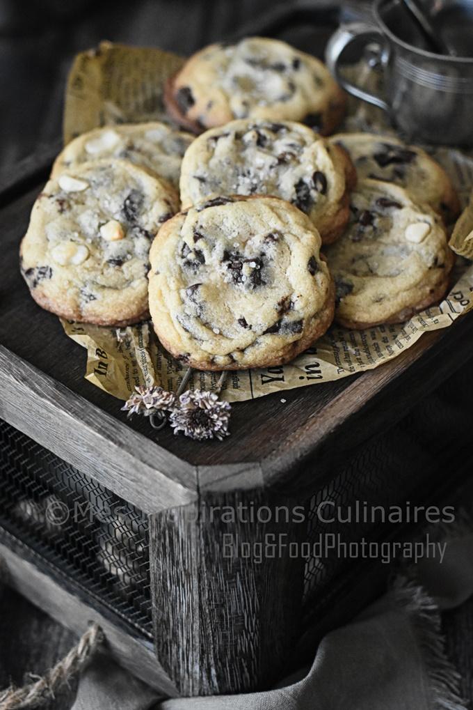 Cookies de Conticini au chocolat