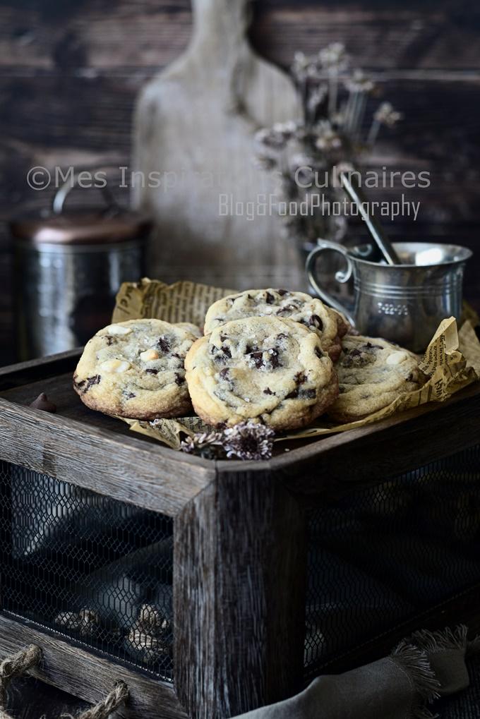 Cookies de Philipe Conticini au chocolat
