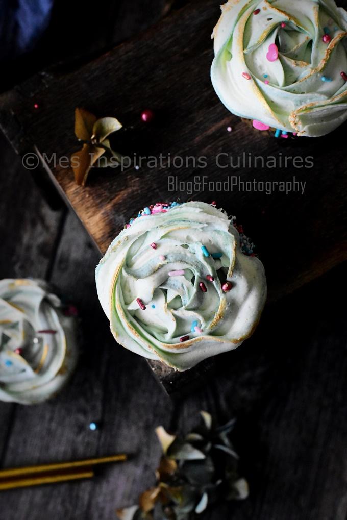 Comment faire un Glaçage pour cupcake, recette facile