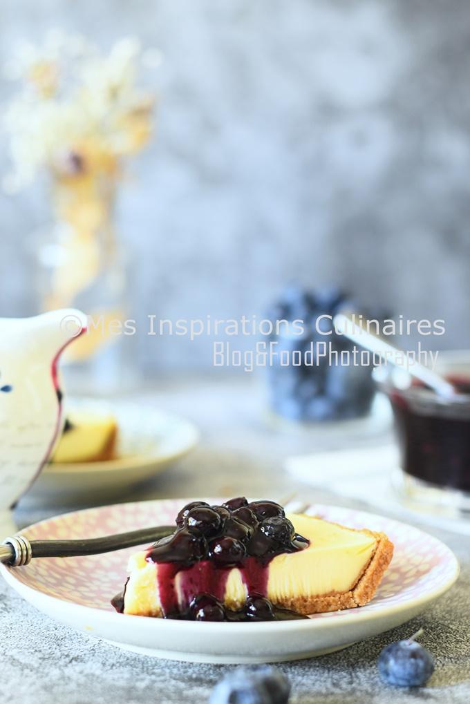 Coulis de Myrtilles (bleuets), recette facile