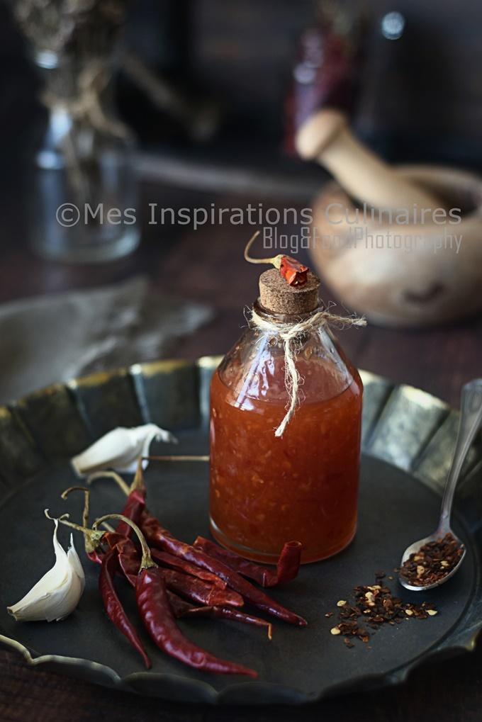 Sauce Thaï maison, Sauce piment doux recetteThaïlandaise
