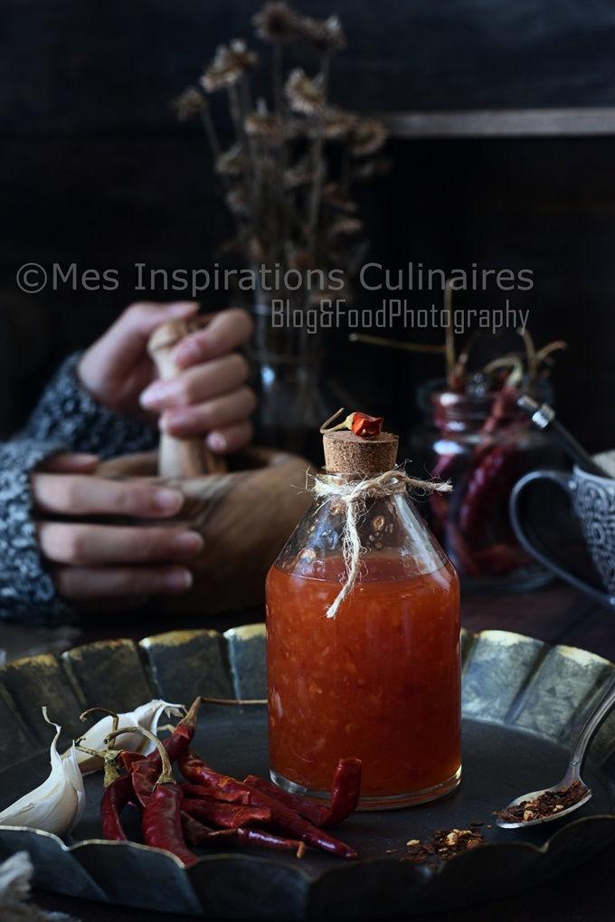 Sauce Thaï Chili maison