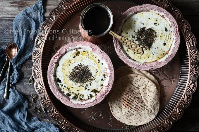Soupe turque au yaourt et riz (Yayla Çorbasi)